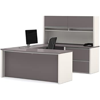 Amazon Com Bestar Furniture 92850 63 Innova U Shaped