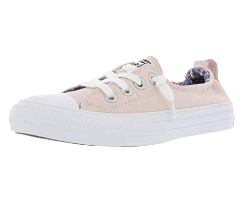 - Converse Chuck Taylor All Star Shoreline Slip Barely Rose/White/White Womens 8