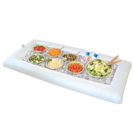 Greenco Inflatable Buffet Salad Serving