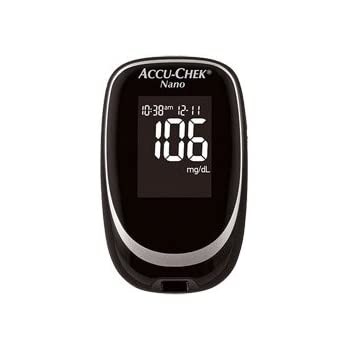 Amazon Com Accu Chek Accu Chek Performa Nano Glucose