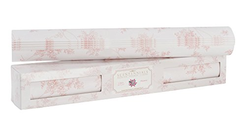Scentennials Plumeria (12 Sheets) Scented Fragrant Shelf & Drawer Liners 16.5