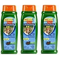 Hartz UltraGuard Rid Flea & Tick Shampoo for Dogs, 18 Ounce Pack of 3 by Hartz