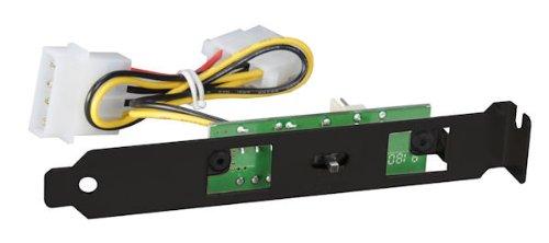Lian Li Controller - Lian Li 3-Speed PCI-Slot Fan Speed Controller PT-FN02 Black