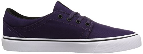 Dc Mens Trase Tx Unisex Skate Shoe Purple Haze