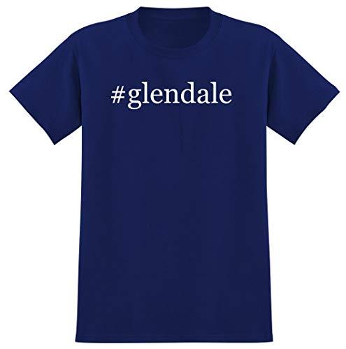 Harding Industries #Glendale - Hashtag Men's Graphic T-Shirt, Blue, XX-Large (Glendale Furniture)