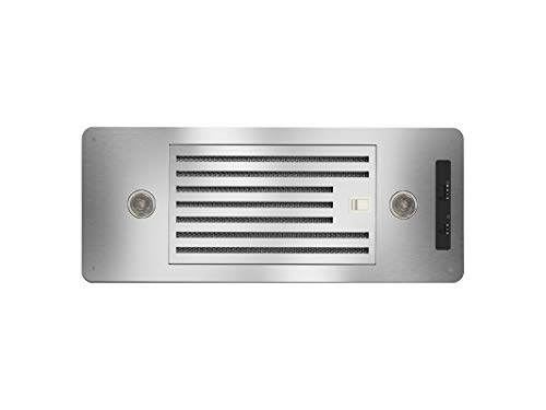 Zephyr AK8100ASBF 27 Essentials Power Series Tornado I Cabinet Insert Hood with 600 CFM Baffle filter in Stainless Steel