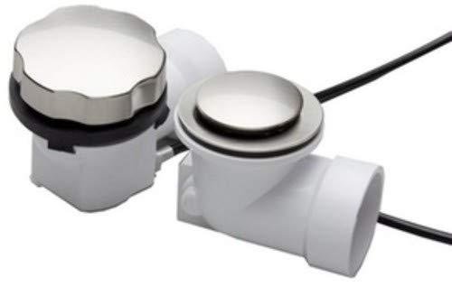 Monogram Brass MB644PN Decorative Tub/Shower Drain Assembly