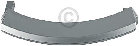 Plata Tirador de puerta para Bosch Lavadora equivalente a 00648581