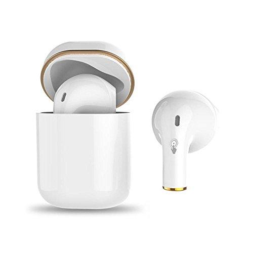 Teepao Bluetooth Headphone,Mini V4.1 EDR Wireless Earbuds Wa