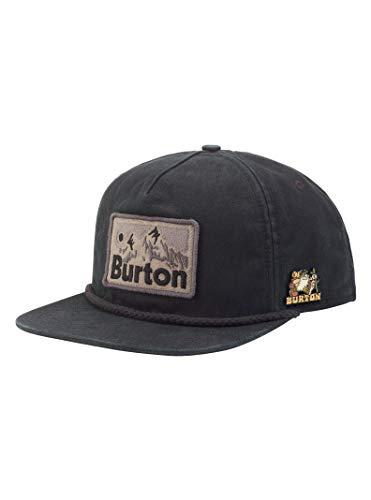 Burton Buckweed Hat, True Black SS19 ()