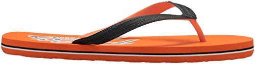 Polo Ralph Lauren Hombres Whitleburyii Flip-flop Bright Signal Orange