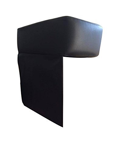 Black Barber Child Booster Seat Cushion Beauty Salon Spa Equipment Styling Chair D Salon DS-BOOSTER-BLACK