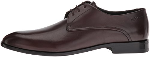 Pictures of C-Dresios Leather Lace Up Derby Shoe Dark Brown 4