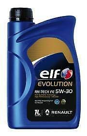 Elf Evolution 201454 Aceite de Motor 5W30 Full-Tech FE, 1 L ...