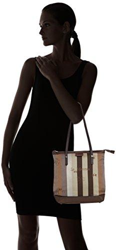 La Martina Shopper Piccola, Nero