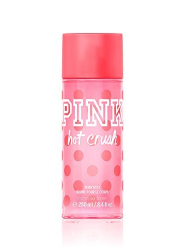 Victoria's Secret PINK Hot Crush Body Mist 8.4 Oz (Victoria Secret Secret Crush)