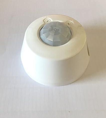 Legrand 48948 PIR - Detector de movimiento para exteriores (360º, 8 m, IP20