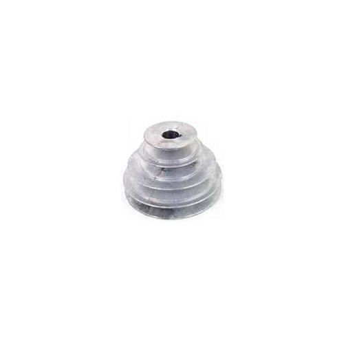 Chicago Die Casting 141 1/2 V-Groove Four Step Pulley 1/2