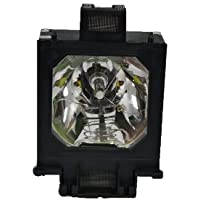 Replacement Lamp Module for Sanyo POA-LMP125 610-342-2626 6103422626 Projectors (Includes Lamp and Housing)