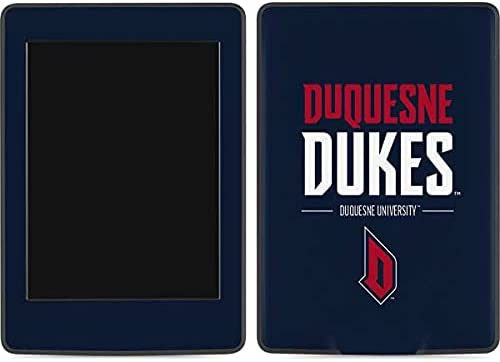 Skinit Decal Tablet Skin Compatible with Kindle Paperwhite E-Reader 6in - Officially Licensed College Duquesne University Design