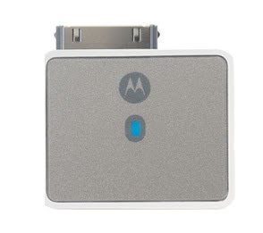 Motorola D650 Bluetooth Adapter for iPod - SYN1976A Brand New Original (Motorola Phone Original Cell)