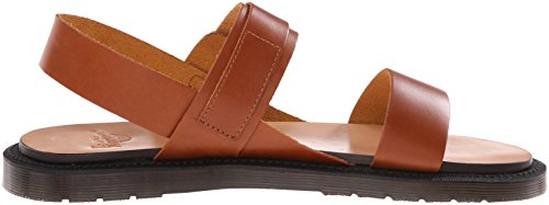 Dr. Martens Mens Kennet Dress Sandal Oak