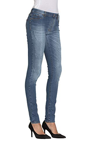 Tejido Mujer Jeans Extensible Es Carrera Para S tqfp4gpOT