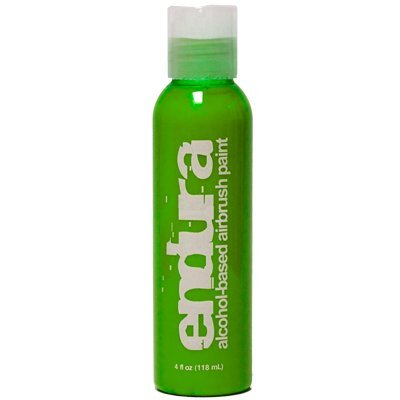 EBA Endura LIME GREEN 1 oz. Airbrush Makeup