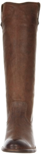 FRYE 76575 Women's Boot Cognac Pressed Jackie Nubuck Button aafFrq