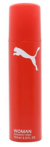 Puma Red and White Woman Deodorant Spray 150ml