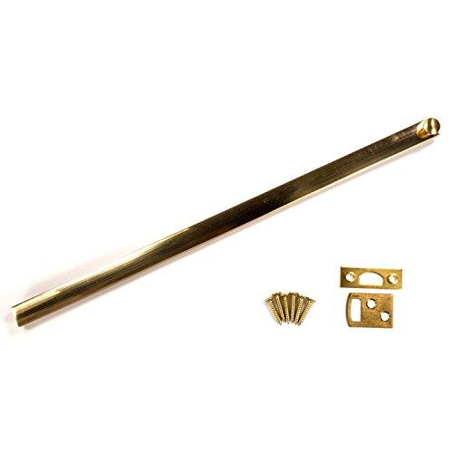 Polished Brass Slide Bolt - 2