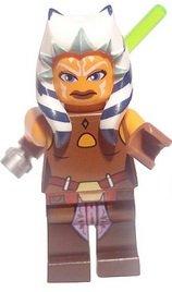 Lego Star Wars Ahsoka Tano Minifigure (2013) (Lego Star Wars Newest)