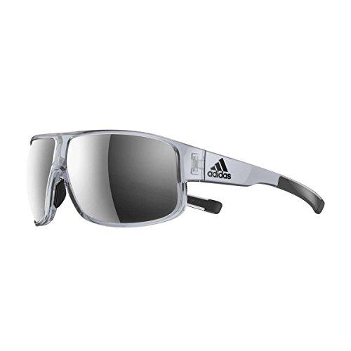 adidas Horizor Square Sunglasses grey shiny 67 mm