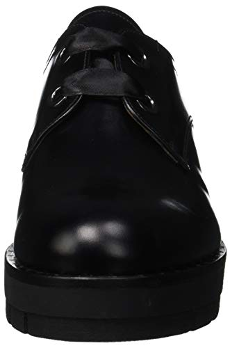 100 Noir Prince Nero Giardini Loafer Mocassins TR Suasa Femme Black zn1OFqU