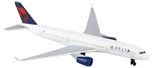 (Daron Worldwide Trading Delta A350 Single Plane Airline Single Plane)