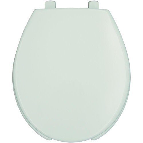 Bemis B3L2050T 000 Medic-Aid 3-Inch Lift Open Front Toilet Seat, Round, White by Bemis