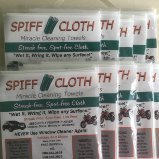 Miracle Cleaning Cloth (Spiff Cloth (10))