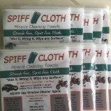 Spiff Cloth (10) ()