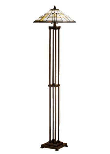 2-Light Arrowhead Mission Floor (Arrowhead Mission Floor Lamp)