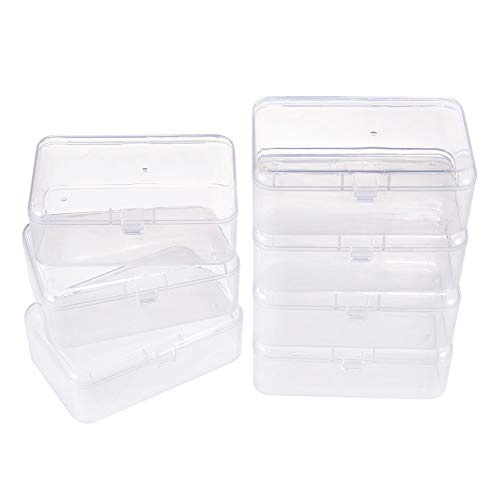 rectangle clear container - 2