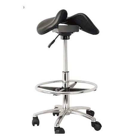 HYRL Silla de Silla, 360 ° Silla ergonómica de pie para ...