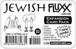 Looney Labs Jewish Fluxx Expansion