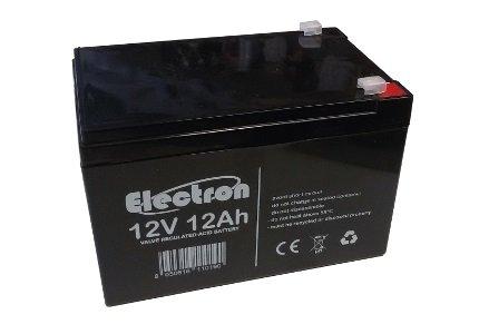 Batería de plomo 12 V 12 Ah recargable bicicleta eléctricas ...