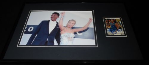 Nick Young Swaggy P Signed Framed 11x17 Photo Display w/ Iggy Azalea