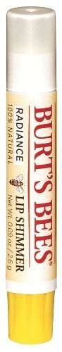 (Burt's Bees Radiance Lip Shimmer, 0.09 Ounce (Pack of 8))