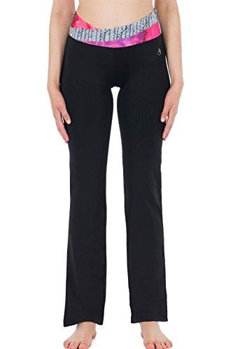 icyzone Yoga Pants Women Bootcut