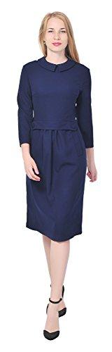 Vintage 1960s A-line Dress - 3