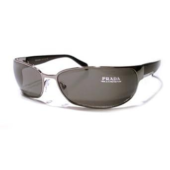 df073f42e1843 Amazon.com  100% Authentic Prada Spr53f Prada Spr-53f Color 5AV-1A1 ...