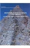 Defensible Sites in Crete c.1200-800 BC (LM IIIB/IIIC through Early Geometric) (aegaeum)