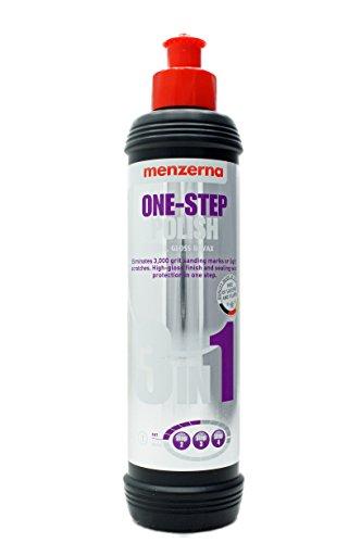 - Menzerna CGW One-Step Polish 3in1, 8 oz.